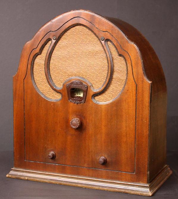 Philco Model 50 Cathedral Radio