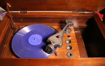 23X Phonograph View
