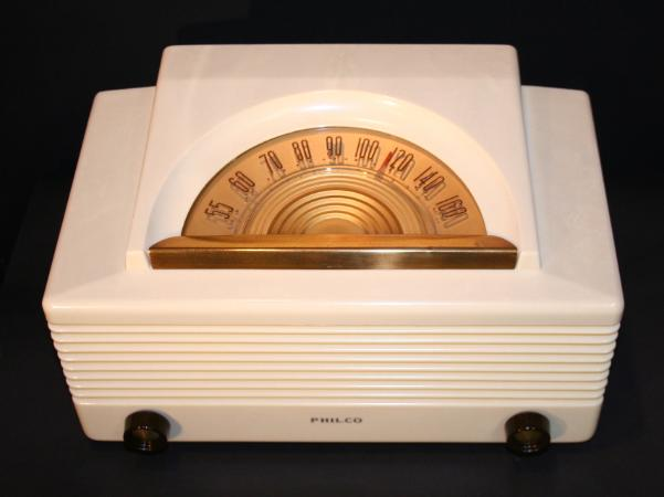 Philco 52-940 top view