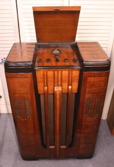 Philco 680X Early Version (June 1935)