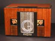 Majestic (Grigsby-Grunow) 608 'Mayfair' Table Radio (1933)