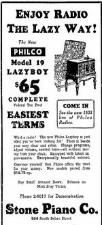 ad from Jan 1933 - click to enlarge